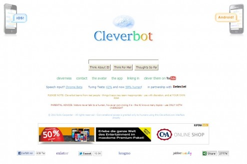 Cleverbot Ita Download