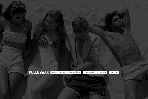 Pull and Bear Sito Ufficiale
